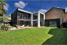 Architecture, maisons