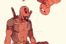 Marvel comics + movies