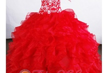 Pageant dresses  / by Kelsy Pullen