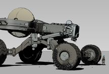 Concept / Vehicles / Ground