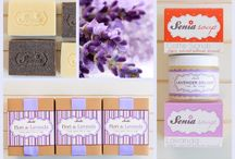 "Our spring ""flowers"" by Senia Soap / 100% natural cosmetics"
