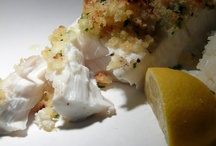 {recipes: seafood} / by Betsy Smith