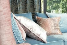 La Belle Vol 2 / New for 2016, we reissue our best selling La Belle fabric with an updated colour range. La Belle is a dual purpose fabric (drapery and upholstery) with an elegant sheen - find out more here: http://bit.ly/JABLaBelle2
