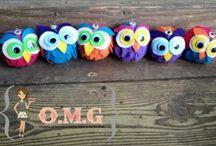 OH MY GLUESTICK: CRAFTS / Super cute & easy crafts.