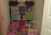 Play Room / Toy Closet / by Samantha Chapman