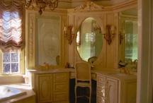Bath Cabinetry / by Ann Kenkel Interiors