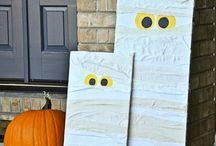 Halloween / Decorations foods and customs perfect for halloweeeeeeen!