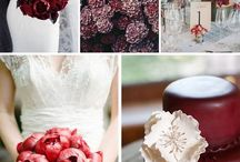 Marsala + Rosa chá - Wedding