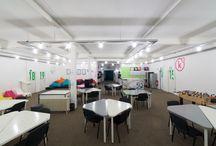 Unsere kw / Einblicke in unsere kreativen Hallen