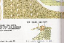 뜨개마무리