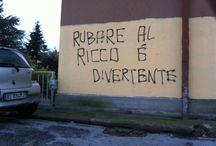 Graffiti / On wall