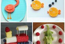 Fruta dibertigarria /divertida