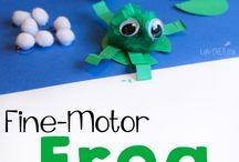 Frog Pond resources