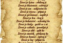 výroky slávnych ľudí...citáty zo života...