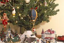 Christmas train sets