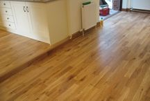 Amtico Areas / Client: Private Residence In West London. Brief: To supply and install a Amtico.