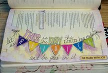 Bible/Prayer Journal