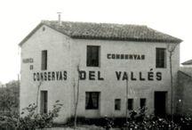 Antigua fábrica de L'Ametlla / Fotos de las instalaciones de la antigua fábrica en L'Ametlla del Vallés