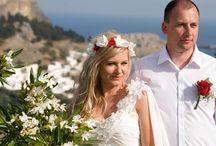 Официальная регистрация брака в Греции / свадьба в Греции