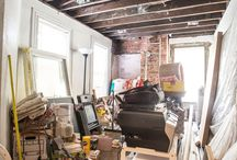 """Home Renovation """"Before"""" Pictures / Looking to tackle home renovations? These are our """"before"""" pictures...you'll get a REAL sense of what DIY home renovation is all about!"""