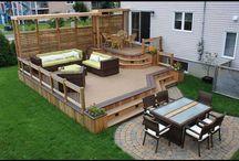 Outdoor planning ideas