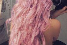 Hair / Creative hair styles and hair goals