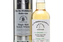 Dailuaine single malt scotch whisky / Dailuaine single malt scotch whisky