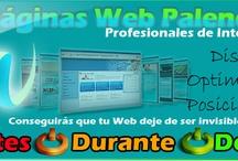 Paginas Web Palencia / http://www.paginaswebpalencia.com ,diseña paginas web y tiendas online para empresas y autónomos. También optimizamos Webs y las posicionamos en las primeras posiciones de Google.