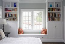 Dream house - Bedrooms and wardrobes / The place for dreams, lamps, shoes and clothes!