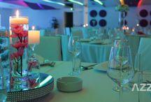Azzaro Red Club / Azzaro RED je najbolji restoran u Beogradu u kojem možete obezbediti sve za svadbu. Vaša porodica i prijatelji će sigurno uživati u čarobnom enterijeru banket sale. Svetlucavu belinu enterijera oživljavaju jarke boje na diskretno odabranim dekorativnim predmetima na zidovima i ultra moderni talasasti plafon sa kojeg se plasira specijalno osmišljena rasveta za ovaj prostor.