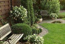 Formas de jardin...