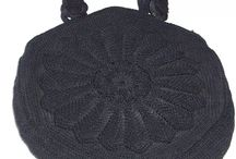 Lenka - kabelky / crochet bag