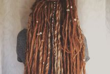 Rasta dreadlocks