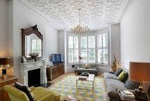 Living room in love