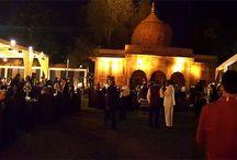 FnB party at Delhi Golf Club