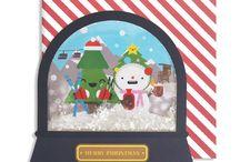 pango ❤ christmas ho ho ho!