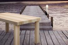 AJAR dining tables