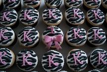pink zebra decoration