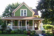 Home Exterior / by East Park