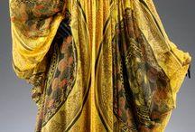 Fabulous gowns etc...