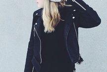 Naomi / Teen street style, punk, NYC, grunge.