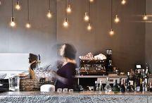 cafe - bistrot - restaurant - bar