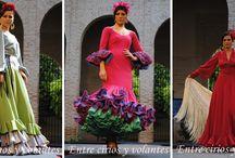 Pasarela Wappissima 2014 / Desfile de moda flamenca celebrado el 29 de Marzo de 2014 en el Palacio de los Marqueses de la Algaba. Con la colaboración de Entre Cirios y Volantes.