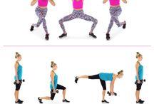 Cvičenie zamerané na zadok
