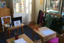 School classroom play / Home corner ideas