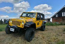 Jeep Wrangler JK's