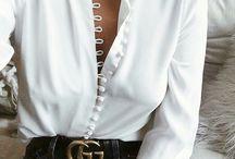 Блузки шик