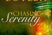 Seeking Serenity Series / Book covers for my Seeking Serenity series which include (so far): CHASING SERENITY BEHIND THE PITCH FINDING SERENITY  / by Eden Butler