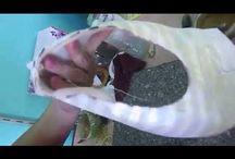 fazer sapatilhas