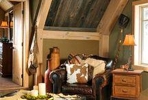 Alaska Cabin Loft